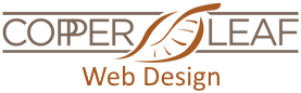Copper Leaf Web Design